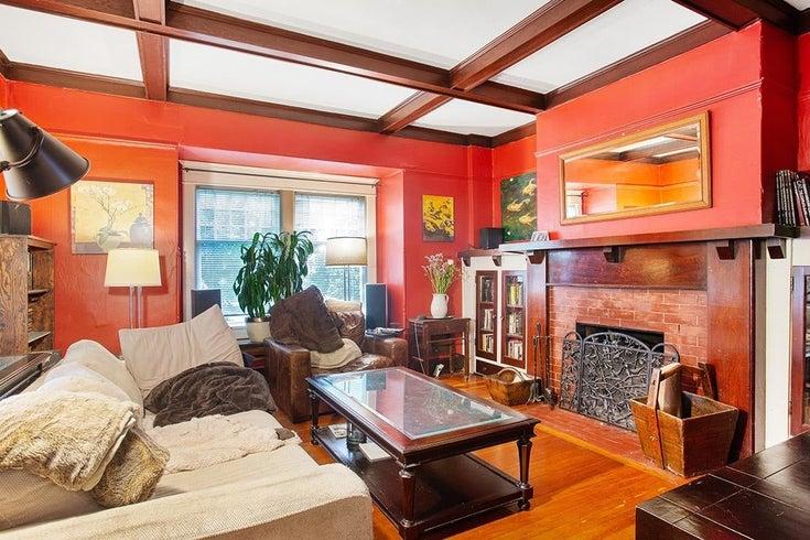 2543 BALACLAVA STREET - Kitsilano House/Single Family for sale, 6 Bedrooms (R2604068)