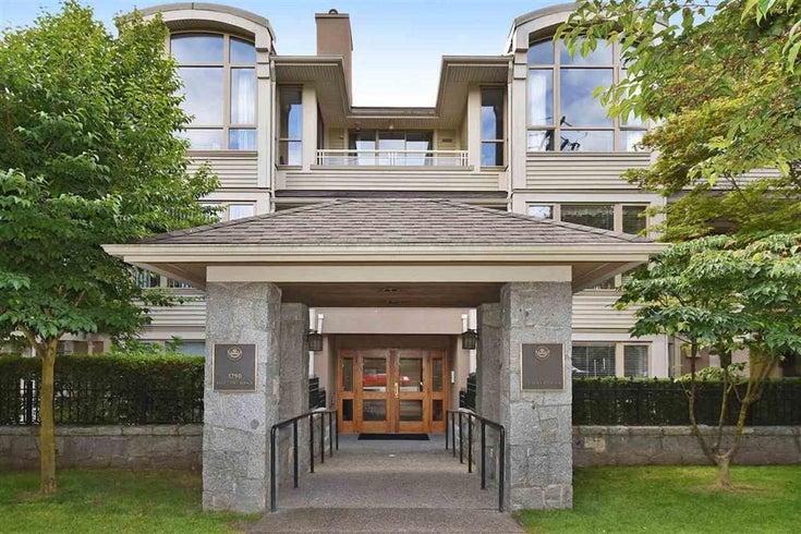 101 3790 W 7th Avenue - Point Grey Apartment/Condo for sale(R2188863)