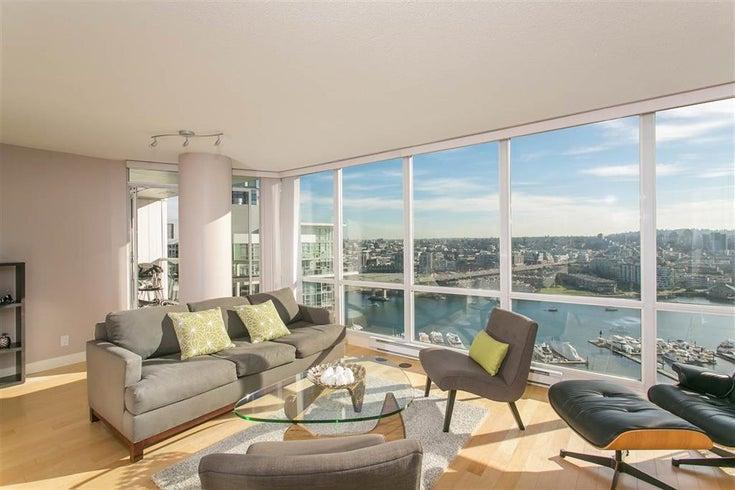 2701 193 Aquarius Mews - Yaletown Apartment/Condo for sale(R2033169)
