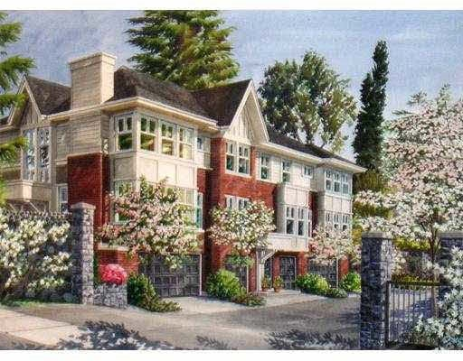 6578 Arbutus Street - S.W. Marine Townhouse for sale(R2113909)