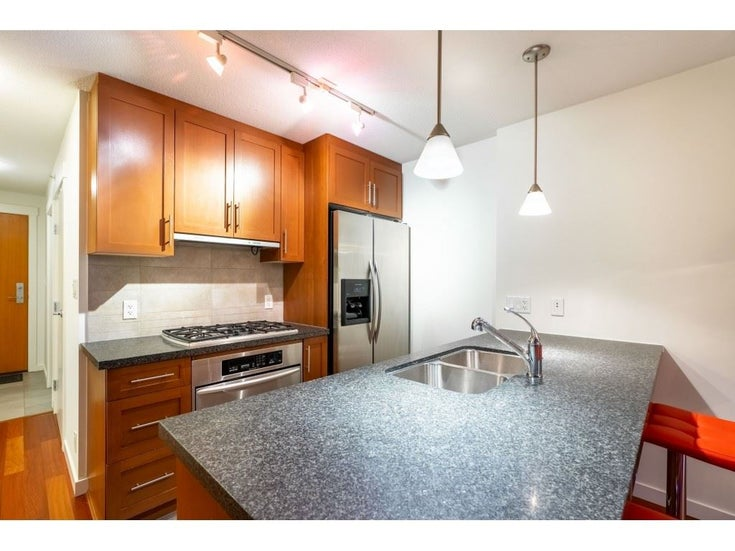 806 1189 MELVILLE STREET - Coal Harbour Apartment/Condo for sale, 1 Bedroom (R2422705)