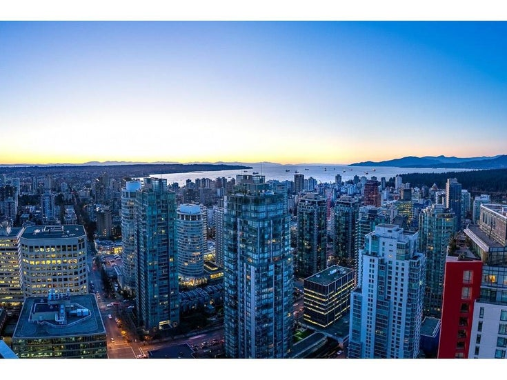 806 1189 MELVILLE STREET - Coal Harbour Apartment/Condo for sale, 1 Bedroom (R2430020)