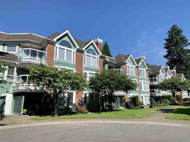 308 1675 AUGUSTA AVENUE - Simon Fraser Univer. Apartment/Condo for sale, 2 Bedrooms (R2479549)