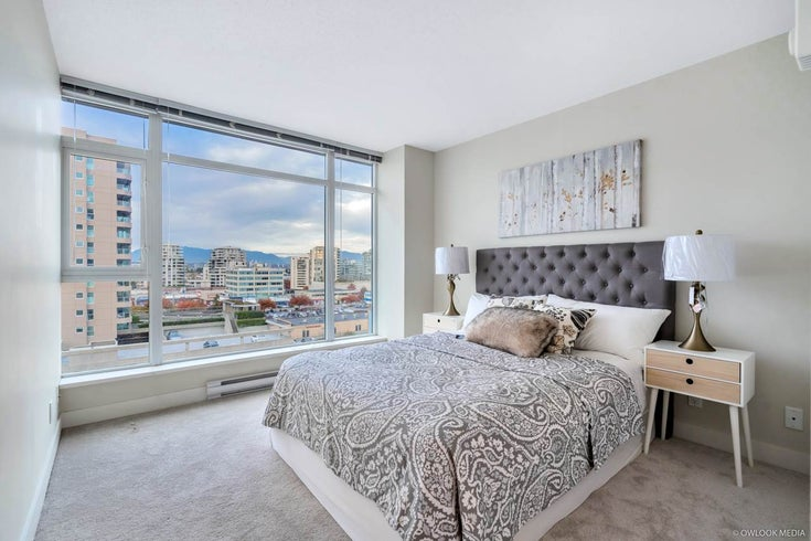 1011 8068 WESTMINSTER HIGHWAY - Brighouse Apartment/Condo for sale, 3 Bedrooms (R2558511)