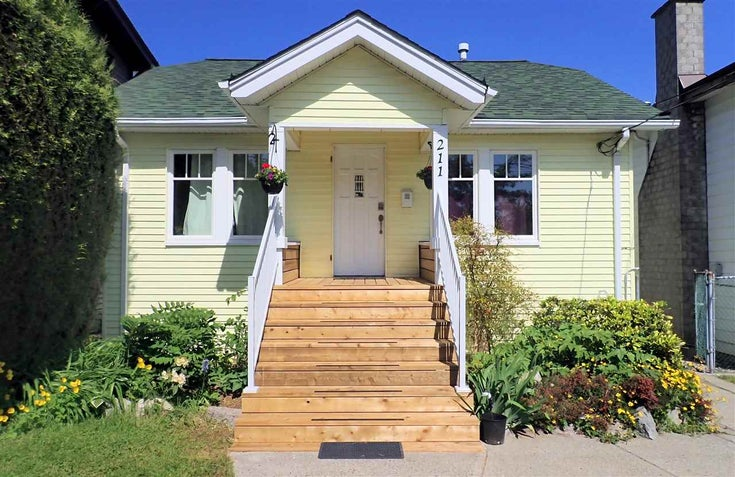 211 DURHAM STREET - GlenBrooke North House/Single Family for sale, 4 Bedrooms (R2584152)