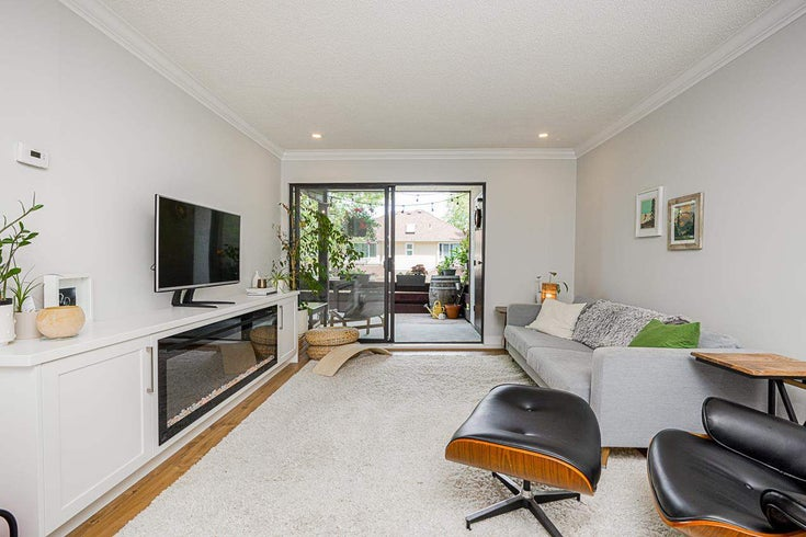 110 8720 NO. 1 ROAD - Boyd Park Apartment/Condo for sale, 2 Bedrooms (R2593243)