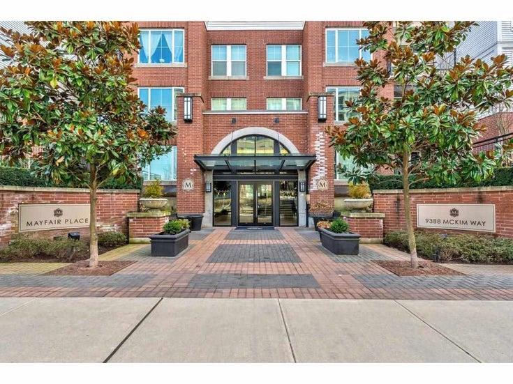 246 9388 MCKIM WAY - West Cambie Apartment/Condo for sale, 2 Bedrooms (R2593553)
