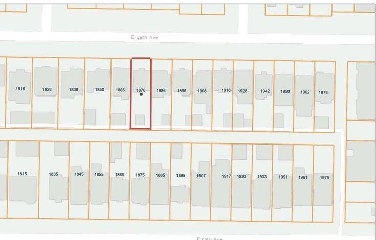 1876 E 49TH AVENUE - Killarney VE House/Single Family for sale, 2 Bedrooms (R2596523)
