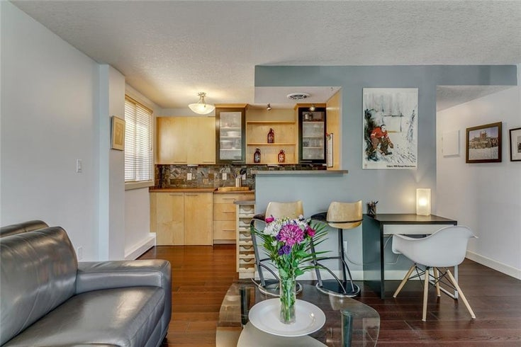 201, 123 24 Avenue SW - Mission Apartment for sale, 1 Bedroom (A1077335)