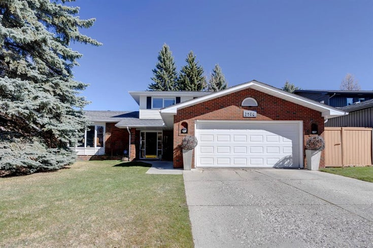 2406 Bay View Place SW - Bayview Detached for sale, 4 Bedrooms (A1101665)