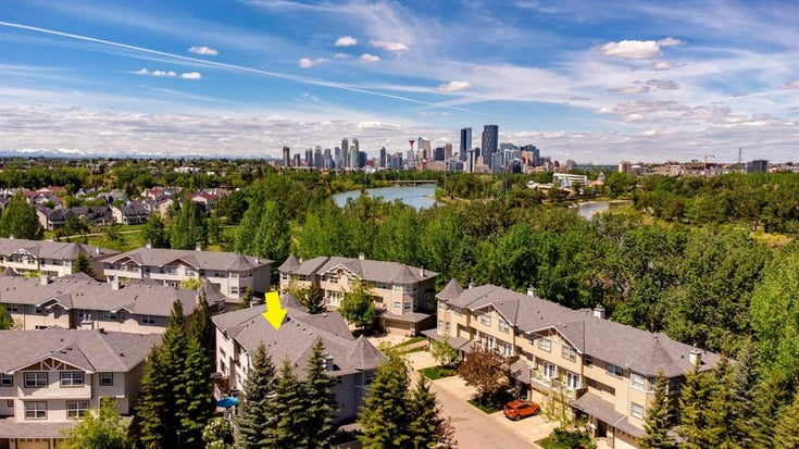 126 Inglewood Grove SE - Inglewood Row/Townhouse for sale, 2 Bedrooms (A1119028)