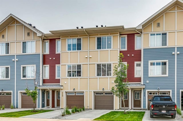227 Marquis LANE SE - Mahogany Row/Townhouse for sale, 2 Bedrooms (A1130377)