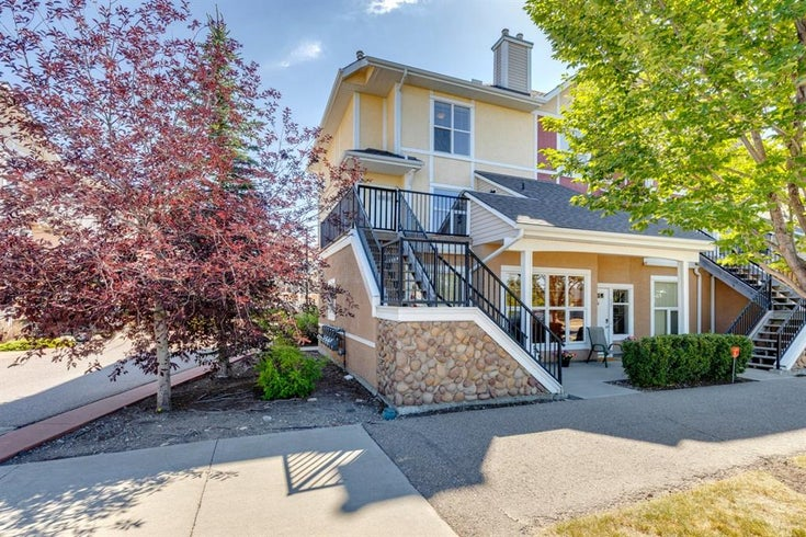 740 73 Street SW - West Springs Row/Townhouse for sale, 2 Bedrooms (A1138504)