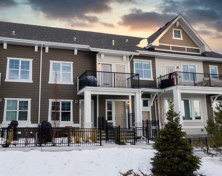 109 Cranbrook Walk SE Calgary, AB T3M 2V5 - Cranston Condominium for sale(a1062566)