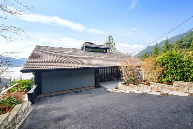 50 PANORAMA ROAD - Lions Bay House/Single Family for sale, 4 Bedrooms (R2550395)