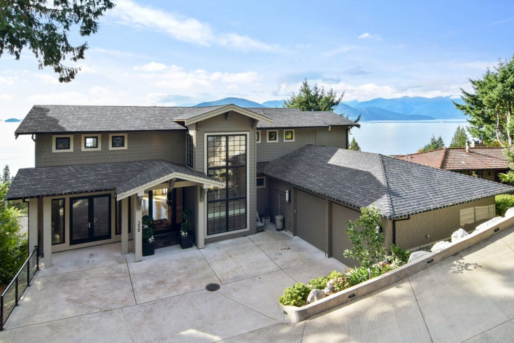 350 BAYVIEW ROAD - Lions Bay House/Single Family for sale, 4 Bedrooms (R2622704)