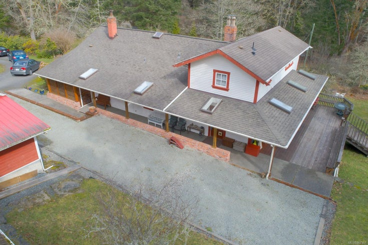 5118 Old West Saanich Rd - SW West Saanich Single Family Detached for sale, 4 Bedrooms (867301)
