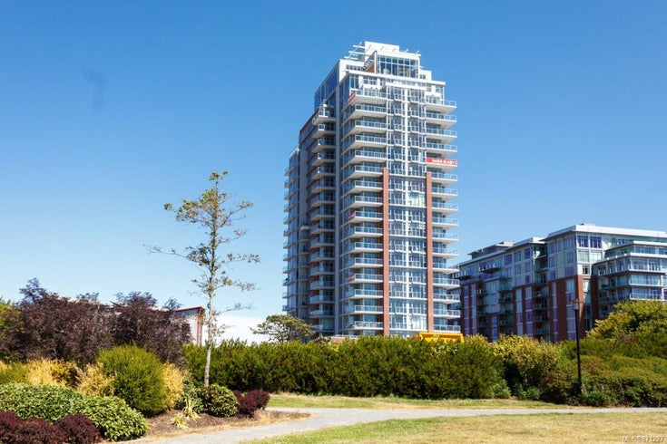 208 83 Saghalie Rd - VW Songhees Condo Apartment for sale, 1 Bedroom (871227)