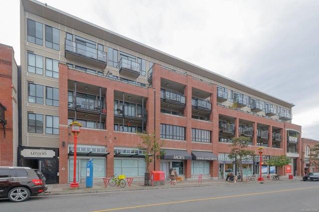 407 517 Fisgard St - Vi Downtown Condo Apartment for sale, 1 Bedroom (878086)
