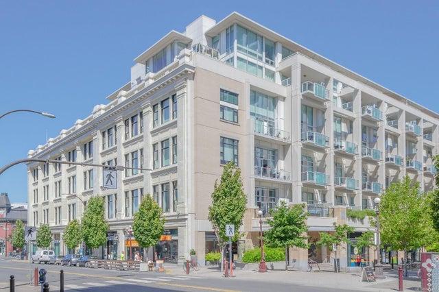 404 770 Fisgard St - Vi Downtown Condo Apartment for sale, 2 Bedrooms (879372)