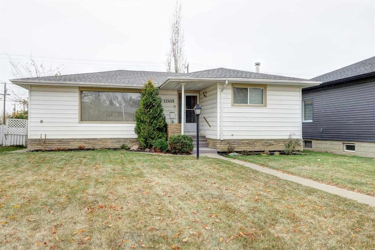 12419 75 Street - Elmwood Park Detached Single Family for sale, 4 Bedrooms (E4219432)