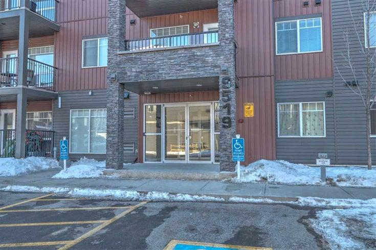 #108 9519 160 AV NW - Eaux Claires Lowrise Apartment for sale, 2 Bedrooms (E4186844)
