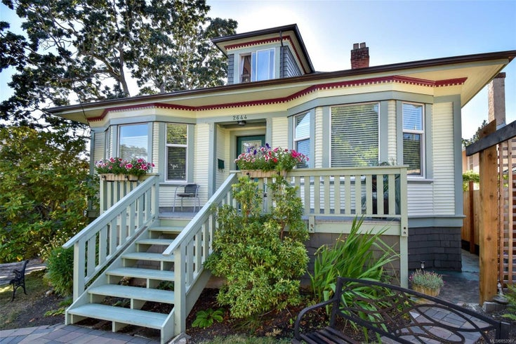 2644 Roseberry Ave - Vi Oaklands Single Family Detached for sale, 3 Bedrooms (852067)