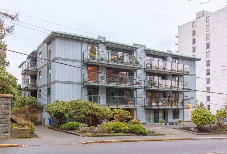 205 280 Douglas St - Vi James Bay Condo Apartment for sale, 1 Bedroom (859190)