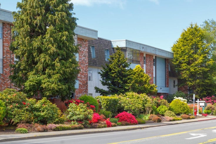 209 1725 Cedar Hill Cross Rd - SE Mt Tolmie Condo Apartment for sale, 3 Bedrooms (871211)