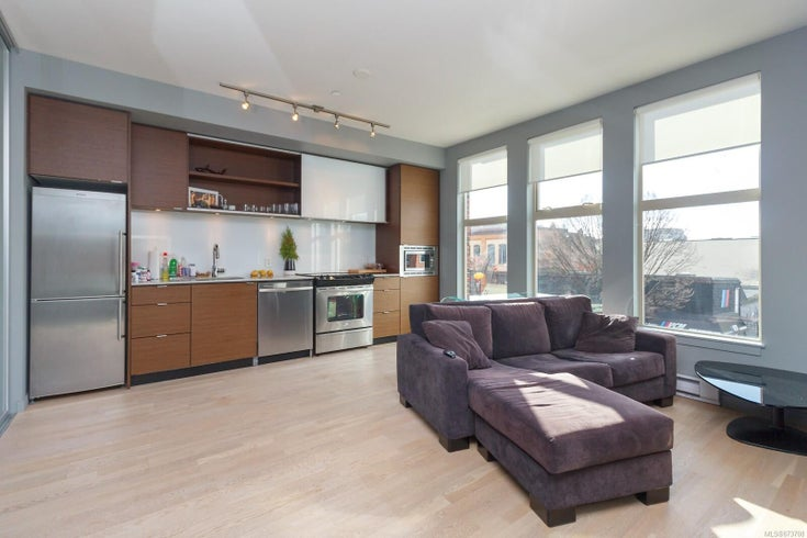 306 601 Herald St - Vi Downtown Condo Apartment for sale, 1 Bedroom (873708)