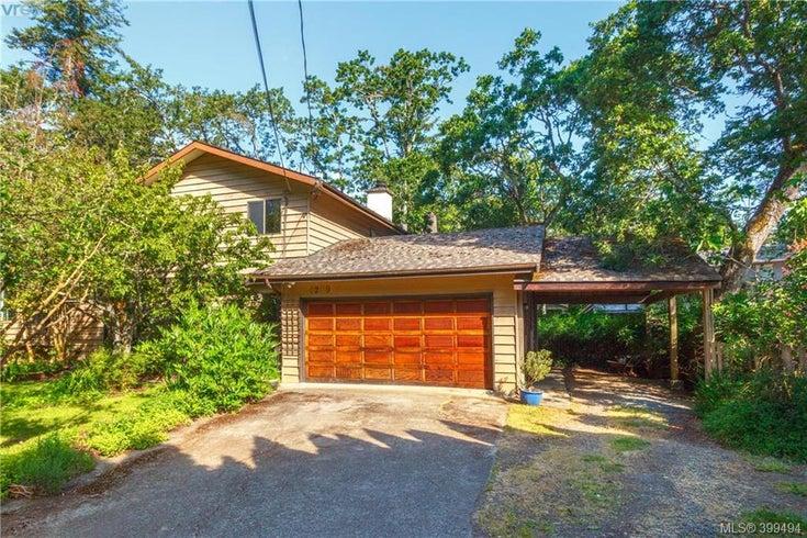 4239 Cedarglen Rd - SE Mt Doug Single Family Detached for sale, 5 Bedrooms (399494)