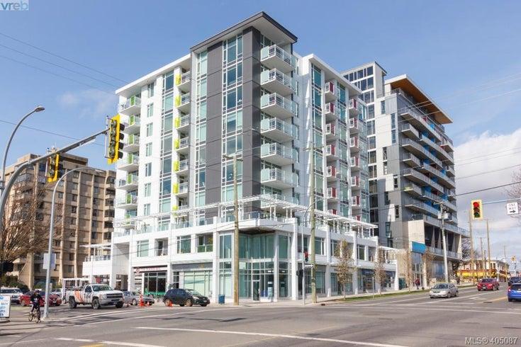 906 1090 Johnson St - Vi Downtown Condo Apartment for sale(405087)