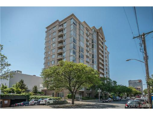 507 835 View St - Vi Downtown Condo Apartment for sale, 1 Bedroom (366431)