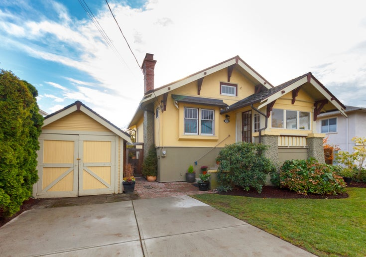 1707 Bay St - Vi Jubilee Single Family Detached for sale, 3 Bedrooms (385479)