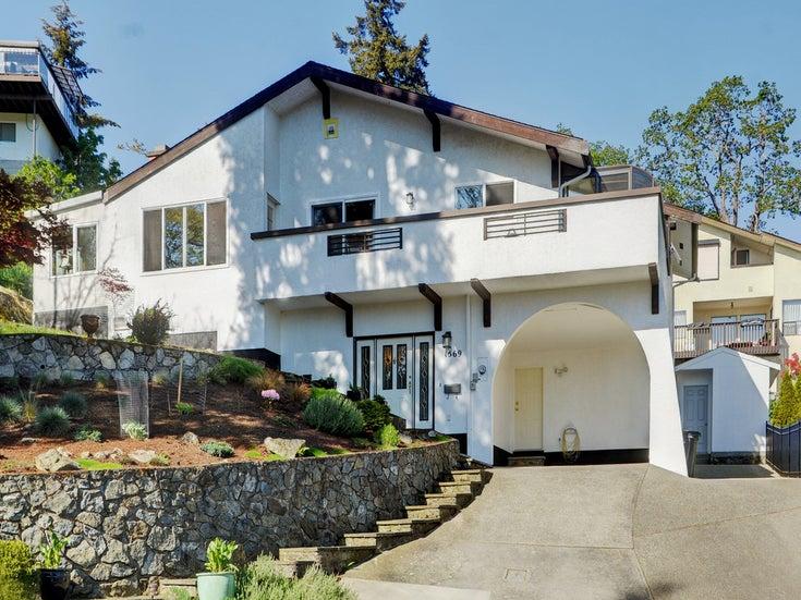 1569 Burnley Pl - SE Mt Doug Single Family Detached for sale, 4 Bedrooms (363782)