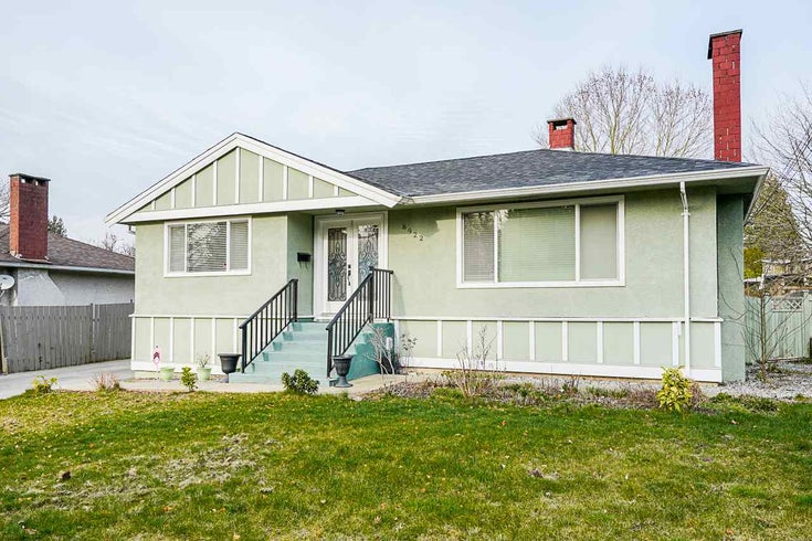 8922 SHEPHERD WAY - Nordel House/Single Family for sale, 4 Bedrooms (R2549043)