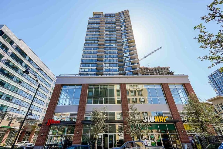 1007 400 CAPILANO ROAD - Port Moody Centre Apartment/Condo for sale, 2 Bedrooms (R2568040)