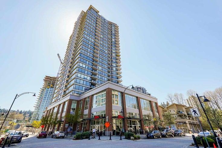 1007 400 CAPILANO ROAD - Port Moody Centre Apartment/Condo for sale, 2 Bedrooms (R2573058)