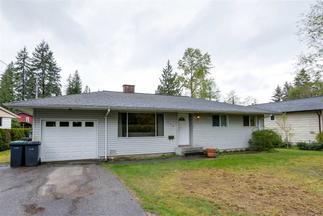 662 Gatensbury Street - Central Coquitlam House/Single Family for sale, 3 Bedrooms (R2077393)