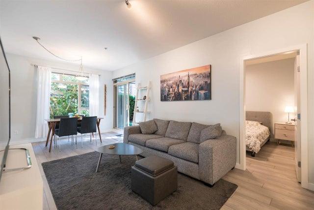 118 100 CAPILANO ROAD - Port Moody Centre Apartment/Condo for sale, 2 Bedrooms (R2311951)