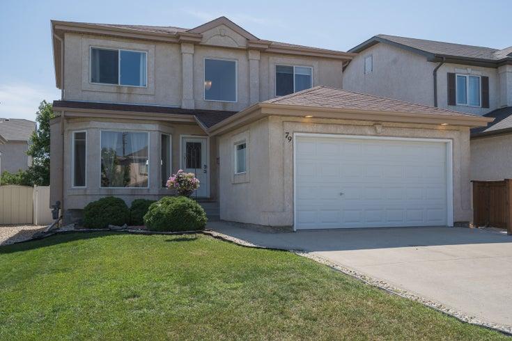 79 Gateside Way - Winnipeg Single Family for sale, 4 Bedrooms (1819398)