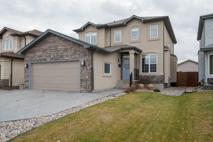 297 Amber Trail  - Winnipeg Single Family for sale, 4 Bedrooms (1829329)