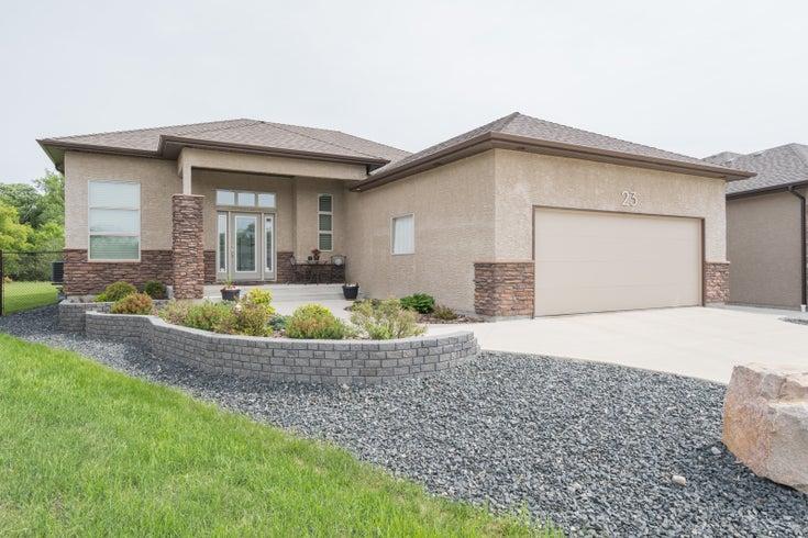 23 Stepnuk Place - Winnipeg Single Family for sale, 3 Bedrooms (1815677)