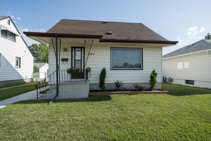 687 Union Avenue - Winnipeg Single Family for sale, 3 Bedrooms (1922468)