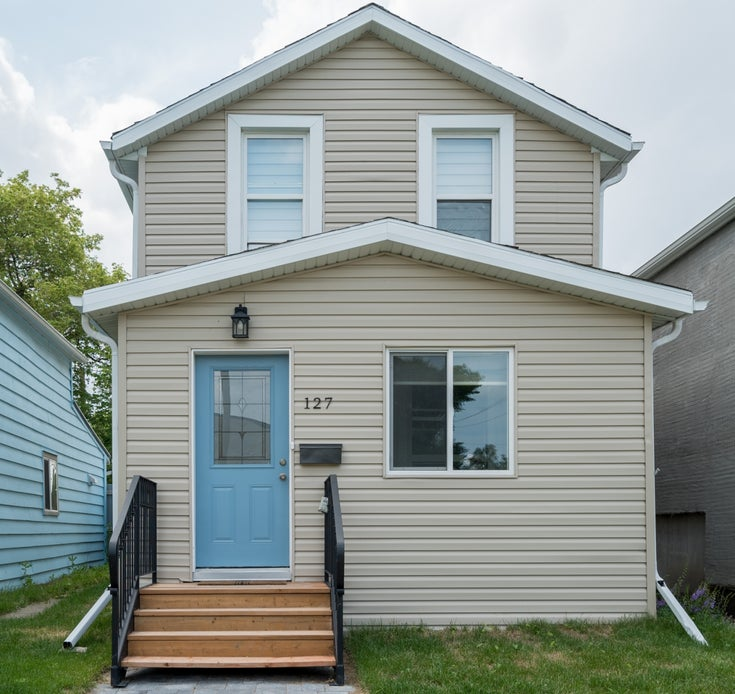 127 Youville Street - Winnipeg Single Family for sale, 2 Bedrooms (1919900)