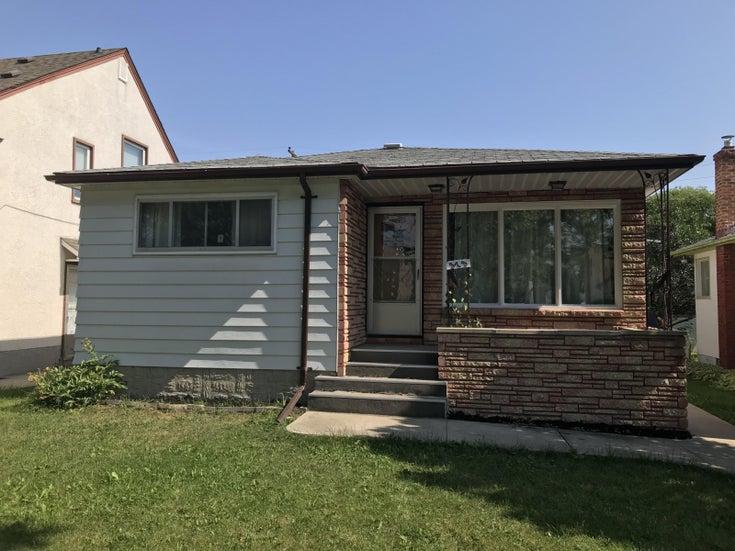 373 Hartford Avenue - Wpg Single Family for sale, 3 Bedrooms (1822232)