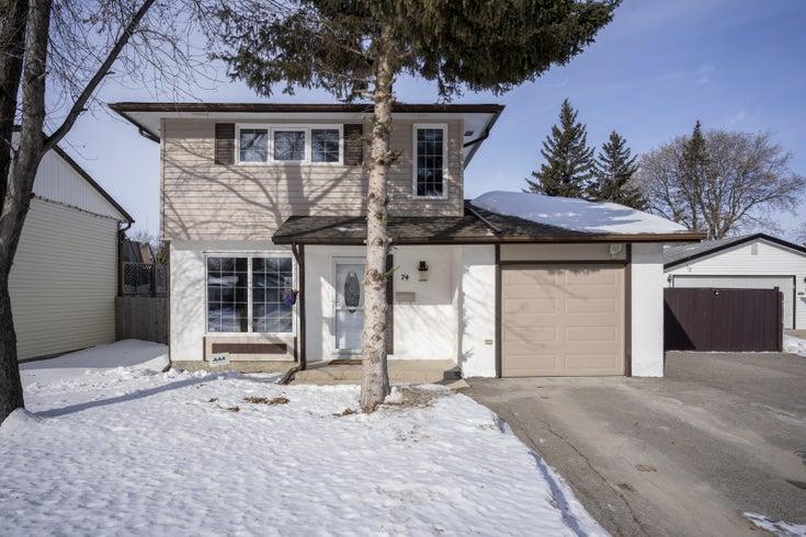 74 Lismer Crescent - Winnipeg Single Family for sale, 3 Bedrooms (202006351)