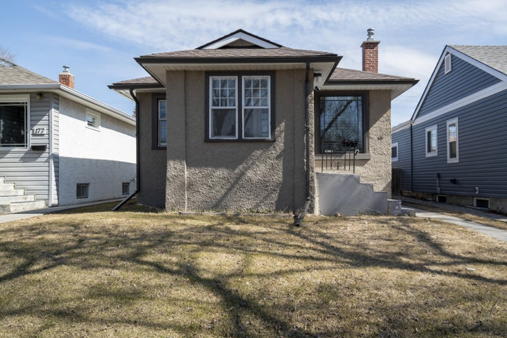 175 St Anthony Avenue - Winnipeg Single Family for sale, 3 Bedrooms (202008483)