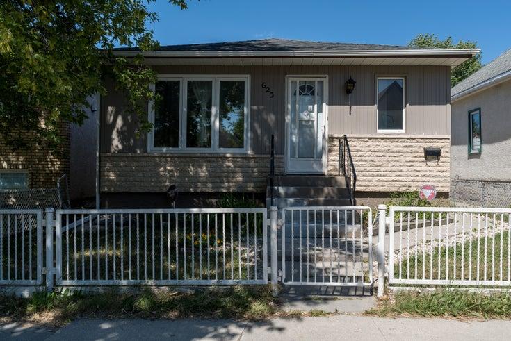 623 Talbot Ave - Winnipeg Single Family for sale, 2 Bedrooms (202019284)