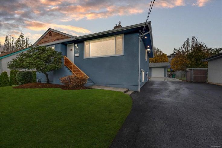 576 Whiteside St - SW Tillicum Single Family Detached for sale, 5 Bedrooms (860465)